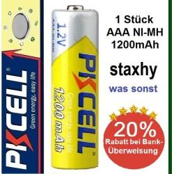 CR2032 Lithium 3V Knopfzellen im Blister 5 Stück
