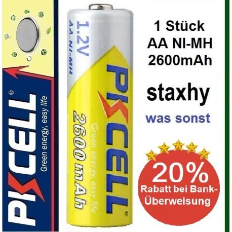 CR2430 Lithium 3V Knopfzellen im Blister 5 Stück